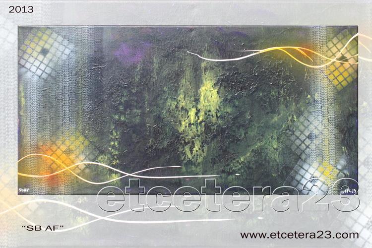 2013 - situationsbedingteaufnahmefaehigkeit- 60x30  - canvas