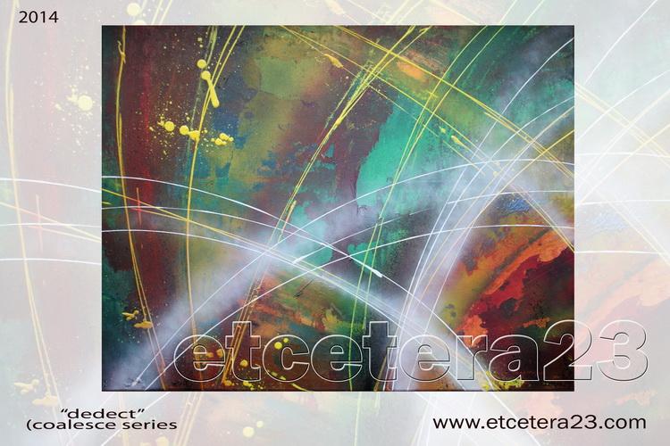 2014 - Coalesce Serie - dedect - sold